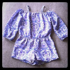 Little Girls Romper size 4